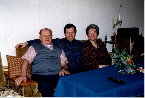 The Fitzon's !!! (Hans, Herbert and Marianne)